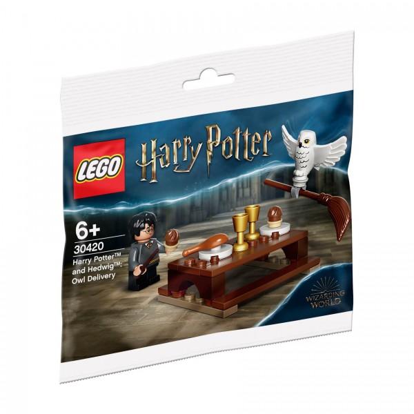 LEGO® Harry Potter™ 30420 Harry Potter™ und Hedwig™: Eulenlieferung