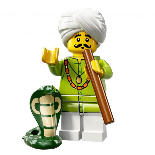 LEGO® Minifiguren Serie 13 - Snake Charmer 71008-04