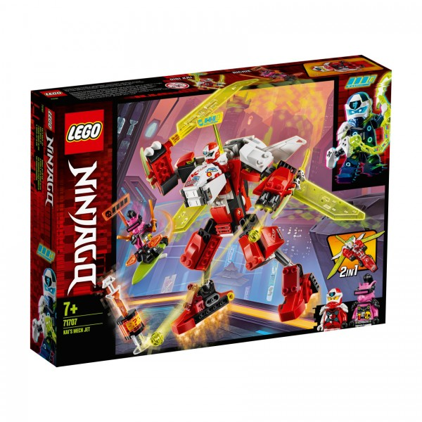 LEGO® NINJAGO® 71707 Kais Mech Jet