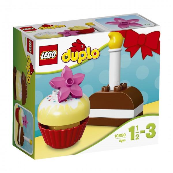 LEGO® DUPLO® 10850 Mein erster Geburtstagskuchen