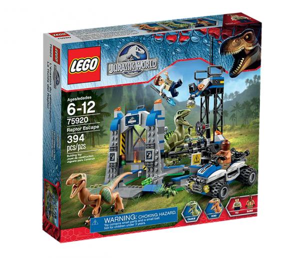 LEGO® Jurassic World 75920 Ausbruch der Raptoren
