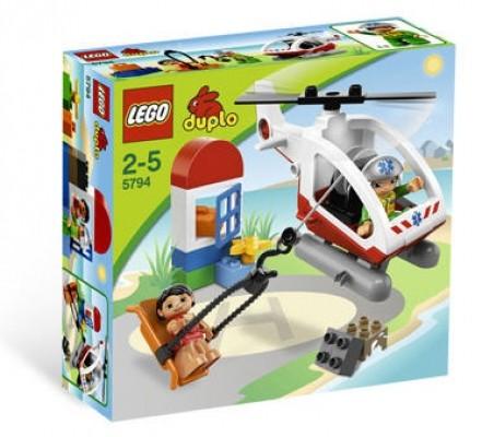 LEGO® DUPLO® 5794 Rettungshubschrauber