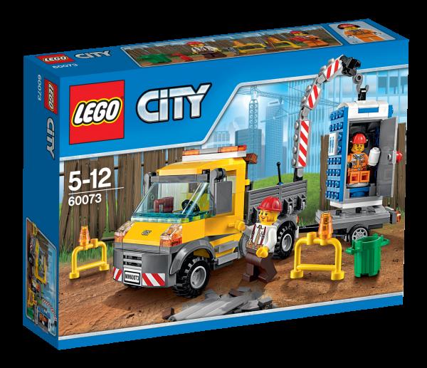 LEGO® CITY 60073 Baustellentruck