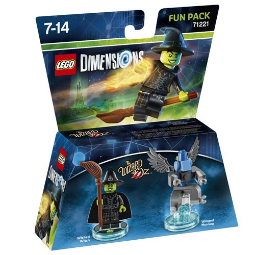 LEGO® Dimensions 71221 Fun Pack Böse Hexe