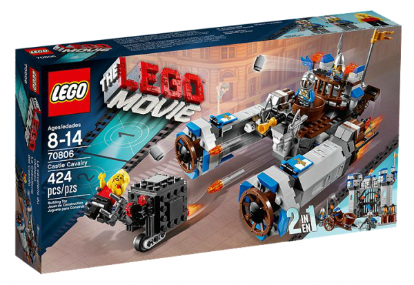 LEGO® Movie 70806 Burg Kavalerie