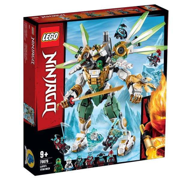 LEGO® NINJAGO® 70676 Lloyds Titan-Mech