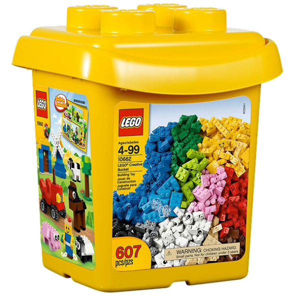 LEGO® 10662 Bausteine-Eimer