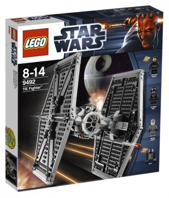 LEGO® Starwars 9492 TIE Fighter™