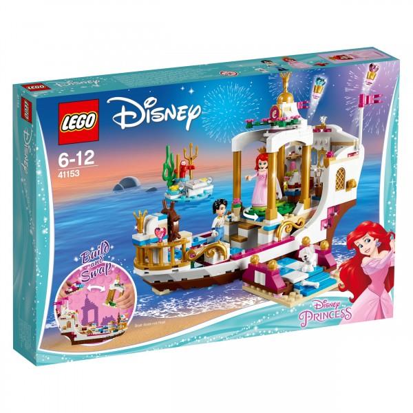 LEGO® Disney Princess 41153 Arielles königliches Hochzeitsboot