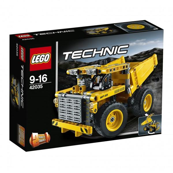 LEGO® Technic 42035 Muldenkipper