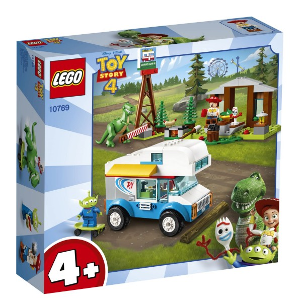 LEGO® Toy Story™ 10769 Ferien mit dem Wohnmobil