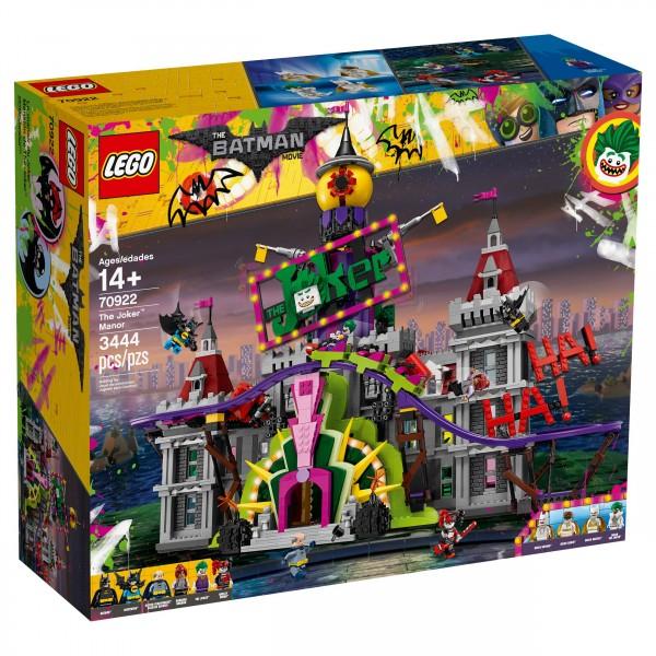 LEGO® Batman Movie 70922 The Joker Manor