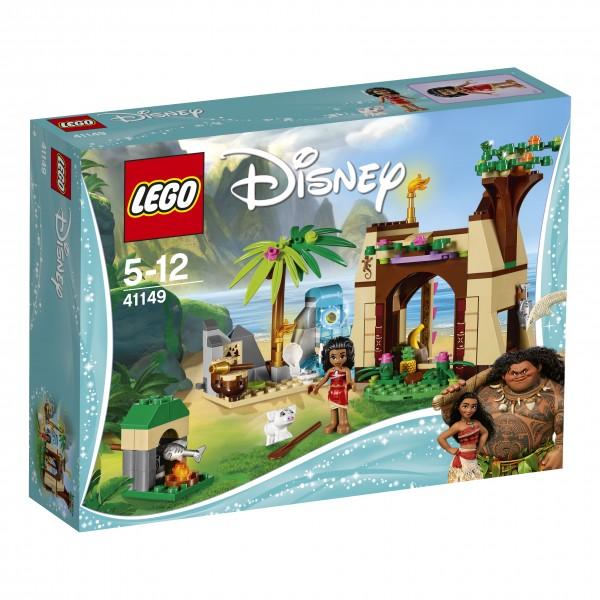 LEGO® Disney Princess 41149 Vaianas Abenteuerinsel