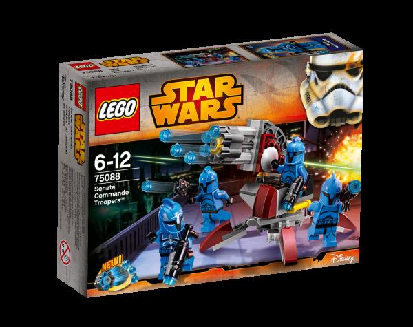 LEGO® Star Wars 75088 Senate Commando Troopers