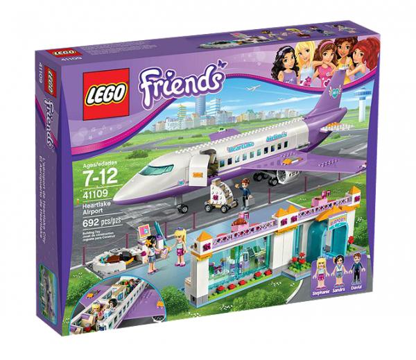 LEGO® Friends 41109 Heartlake Flughafen