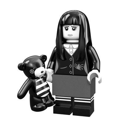 LEGO® Minifiguren Serie 12 - Vampire Girl 71007-05