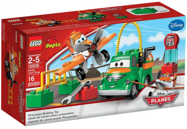 LEGO® DUPLO 10509 Dusty und Chug