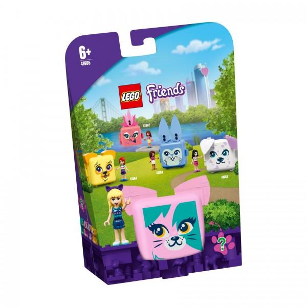LEGO® Friends 41665 Stephanies Katzen-Würfel
