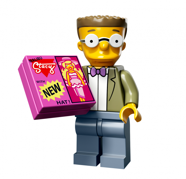 LEGO® The Simpsons Serie 2 - Waylon Smithers 71009-15