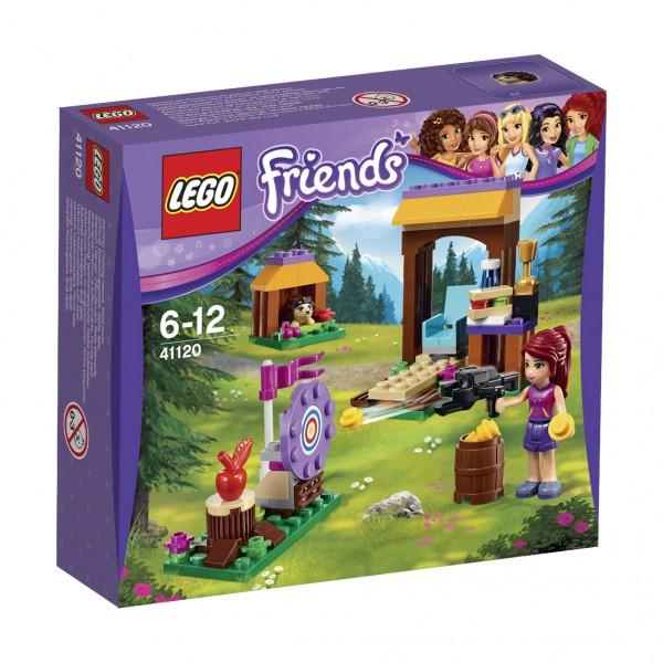 LEGO® Friends 41120 Abenteuercamp Bogenschießen