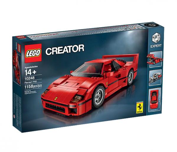 LEGO® 10248 Ferrari F40