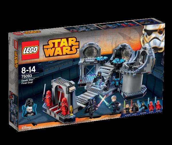 LEGO® Starwars 75093 Death Star Final Duel