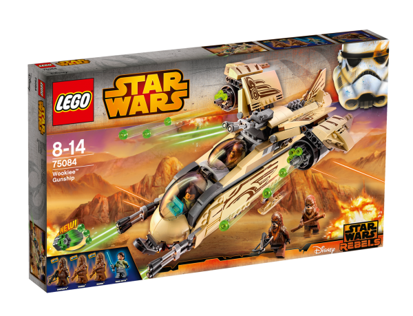 LEGO® Star Wars 75084 Wookiee Gunship