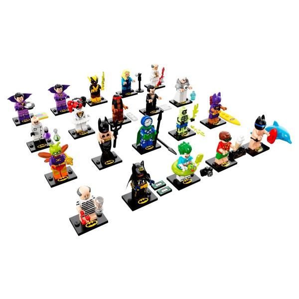 LEGO® 71020 The LEGO® Batman Movie Minifiguren - alle 20 Figuren