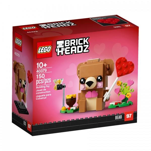 LEGO® BrickHeadz 40379 Valentinstag-Bär