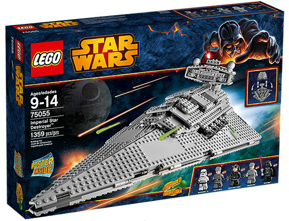 LEGO® Starwars 75055 Imperial Star Destroyer