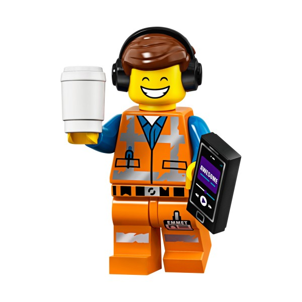 LEGO® Movie 2 Minifigur 71023-01: Remix-Emmet