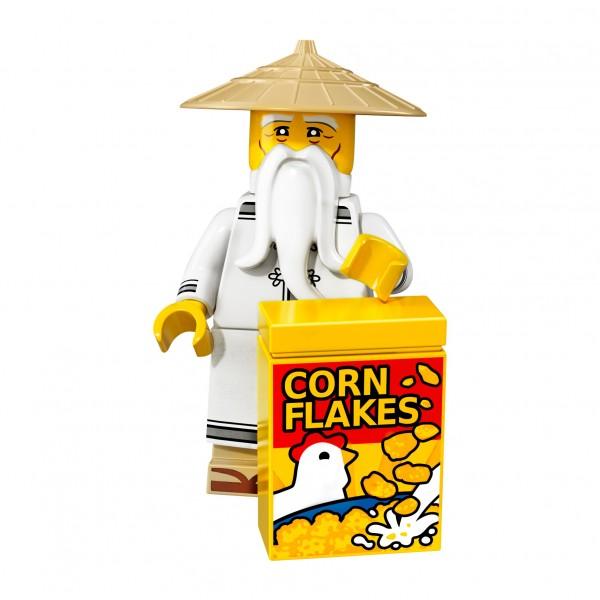 LEGO® 71019 NINJAGO Movie Minifigur - Meister Wu 71019-04