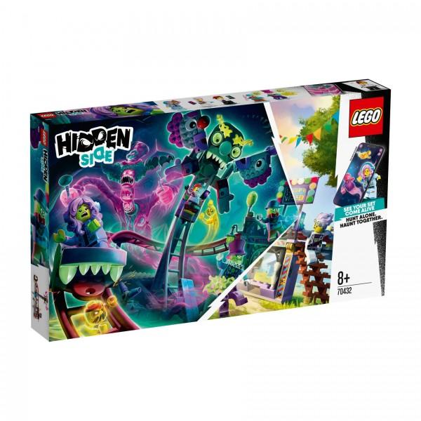 LEGO® Hidden Side™ 70432 Geister-Jahrmarkt