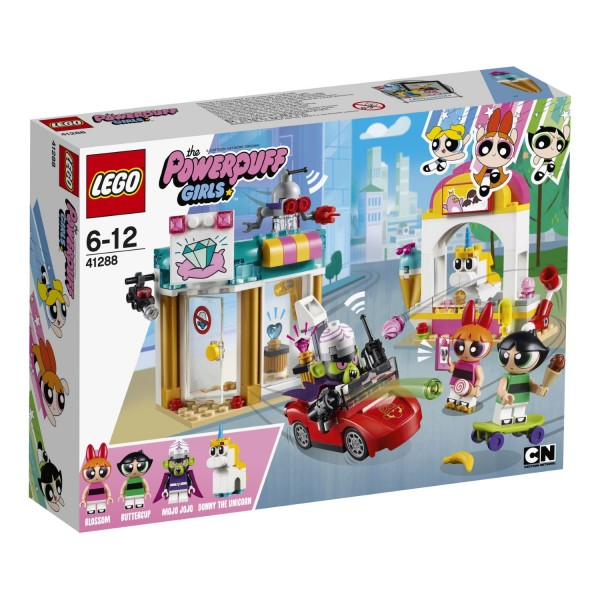 LEGO® The PowerPuff Girls 41288 Angriff von Mojo Jojo