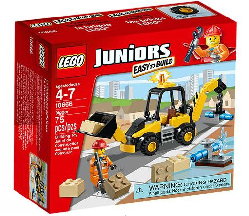 LEGO® Juniors 10666 Bagger
