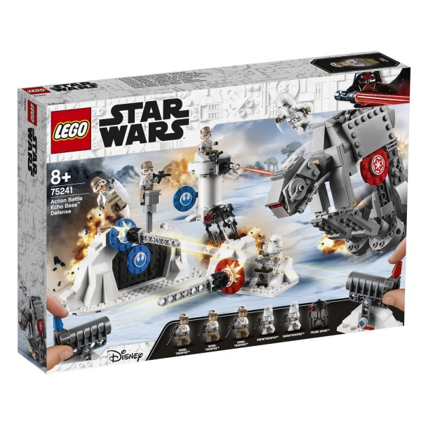 LEGO® Star Wars™ 75241 Action Battle Echo Base™ Verteidigung