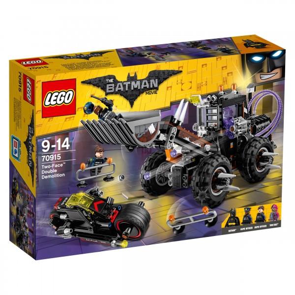 The LEGO® Batman Movie 70915 Doppeltes Unheil durch Two-Face