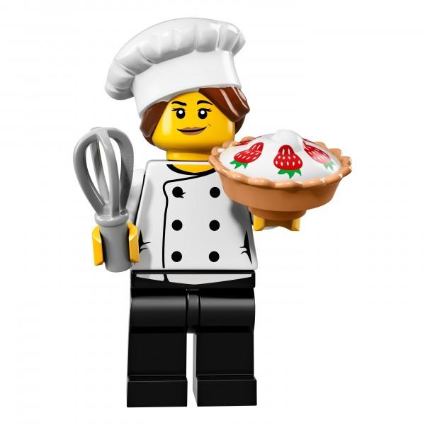 LEGO® 71018 Minifigur Serie 17 - Sterneköchin 71018-03