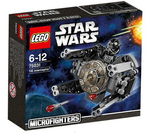 LEGO® Starwars 75031 TIE Interceptor