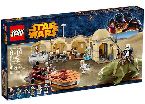 LEGO® Star Wars 75052 Mos Eisley Cantina