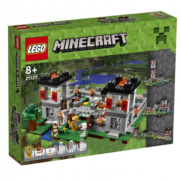 LEGO® Minecraft 21127 Die Festung
