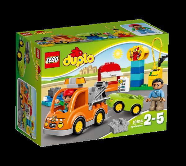LEGO® DUPLO® 10814 Abschleppwagen