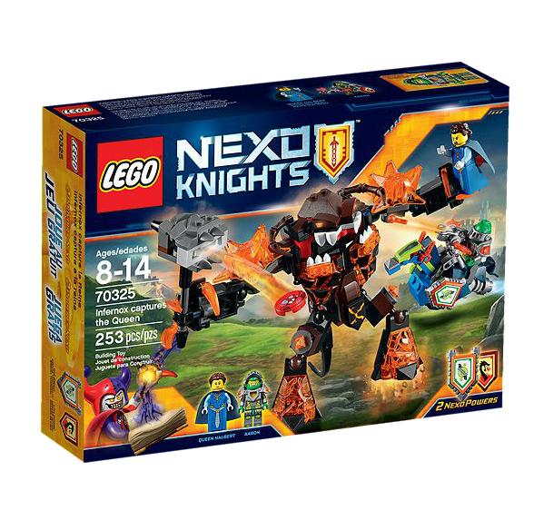 LEGO® Nexo Knights 70325 Infernox und die Königin