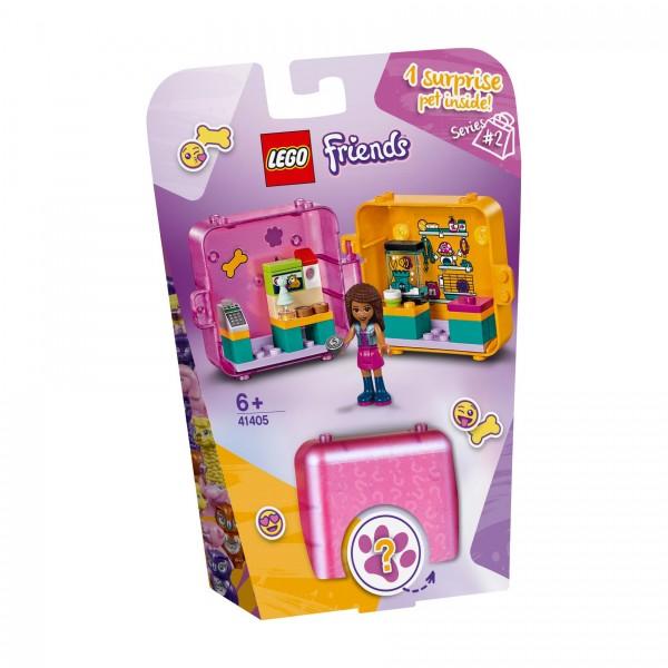 LEGO® Friends 41405 Andreas magischer Würfel - Tiergeschäft