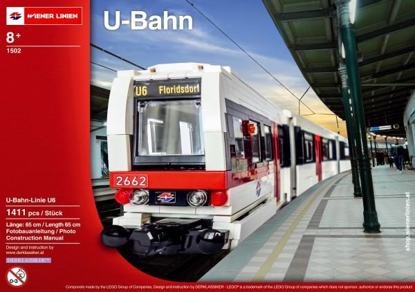 derKlassiker 1502 U6 U-Bahn