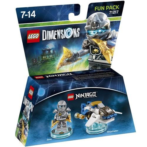 LEGO® Dimensions 71217 Fun Pack Ninjago: Zane