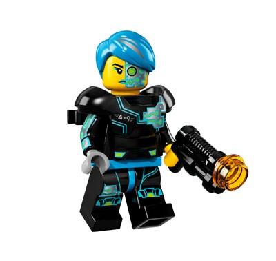 LEGO® Minifiguren Serie 16 - Cyborg 71013-03