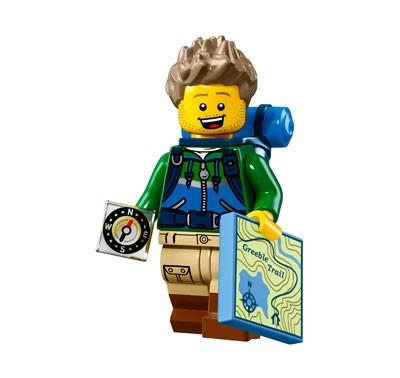 LEGO® Minifiguren Serie 16 - Wanderer 71013-06