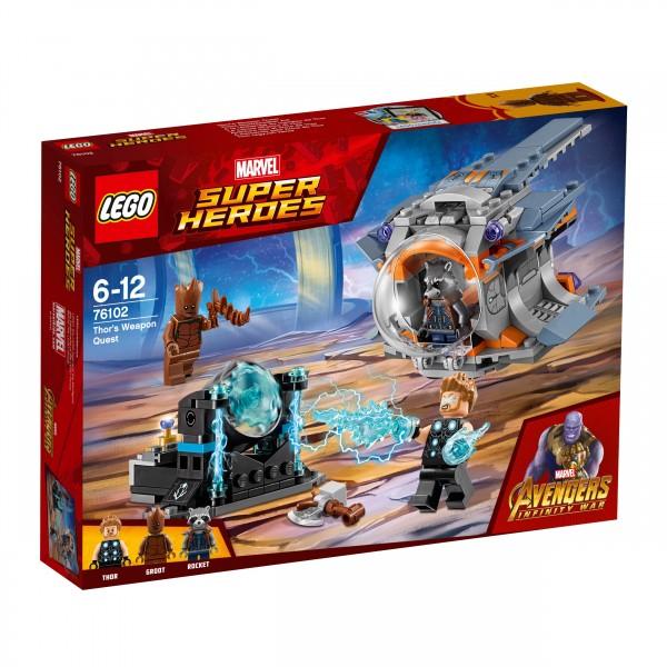 LEGO® Marvel Super Heroes 76102 Thors Stormbreaker Axt