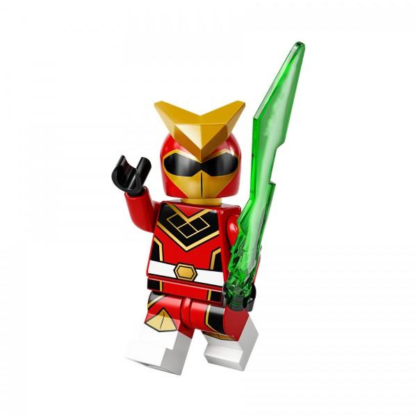 LEGO® Minifigur Serie 20 71027-09: Superkrieger